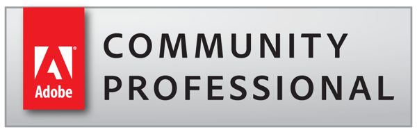 Community professional badge