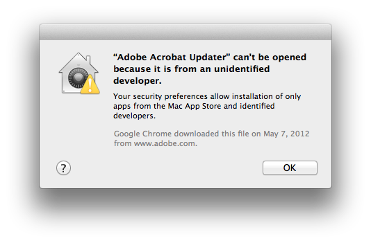 The Trouble with Updates - Adobe Acrobat Updater Security