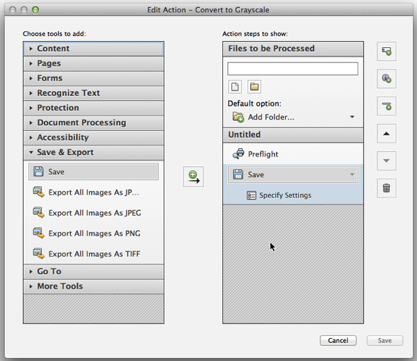 how to open example file in snap