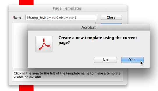 how to add stamp to pdf